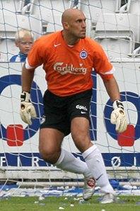 Arek Onyszko Odense Boldklub