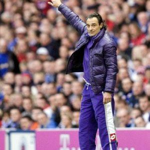 Cesar Prandelli Fiorentina FC