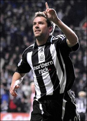 michael owen newcastle