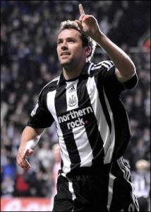 Michael Owen Newcastle FC