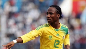 Teko Modise South African Team