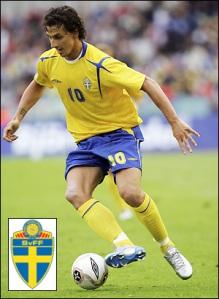 Zlanta Ibrahimovic Sweden