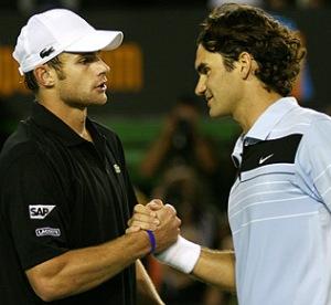 Roddick Federer wimbledon final