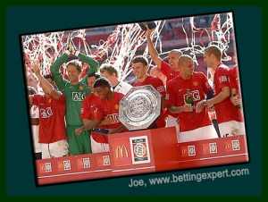 Community Shield Manchester United