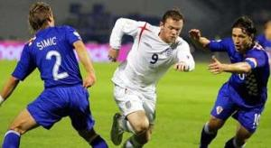 Rooney and co. is looking forward to secure their spot in next year's World Cup tournament in South Africa.