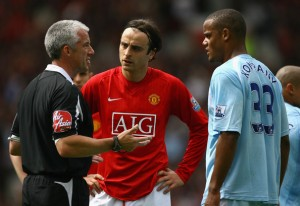 A heat affair at the Manchester derby will certainly return to our screen this weekend.