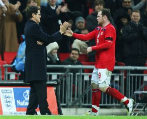 The partnership between Capello and Rooney have been flourishing and Slovenia could be the next victim.